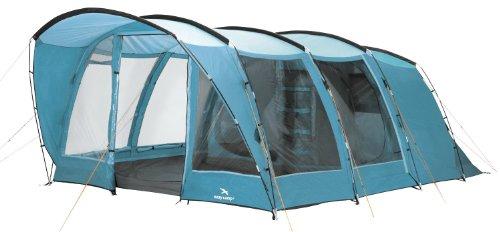 easy camp zelt boston 600 blau 6 personen test. Black Bedroom Furniture Sets. Home Design Ideas