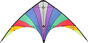 HQ Kites and Designs HQ Series Sport Kite - Retro Line (Jam Session Rainbow) at Sears.com