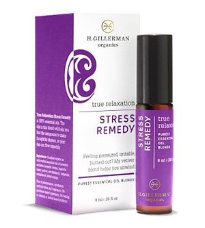 True Relaxation Stress Remedy 8 ml by H.Gillerman Organics