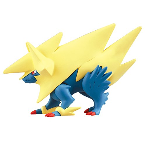 Pokémon 1 Pack Mega Figure- Manectric