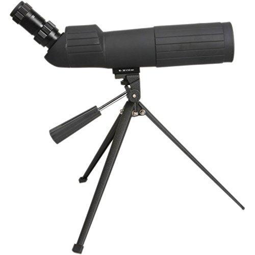 Great Value Telescope Professional Mystery 18-36X60 Spotting Scope Landscape Lens Telescope Black