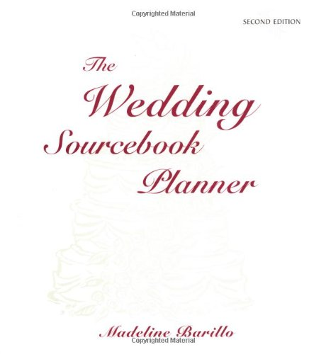 Wedding Sourcebook Planner, The