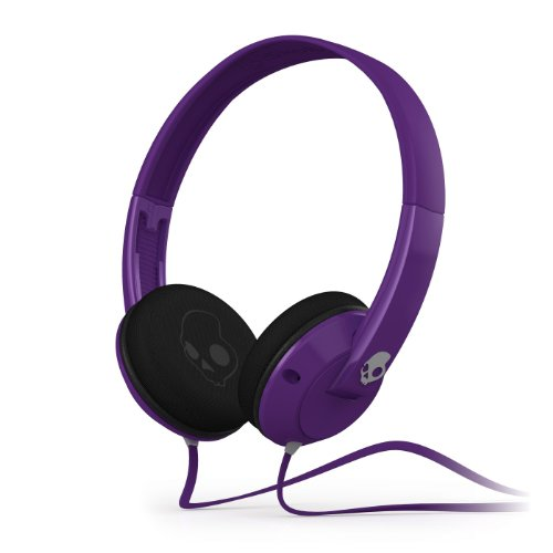 Skullcandy Uprock 2.0 On-Ear Headphones - Athletic Purple/Grey
