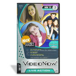 Videonow Personal Video Disc 3-Pack: Nick Mix 11