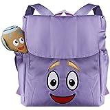 Askformore Dora the Explorer Backpack Rescue Bag, Purple