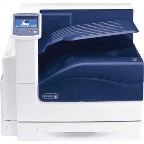 "Xerox Corporation - Xerox Phaser 7800Dn Led Printer - Color - 1200 X 2400 Dpi Print - Plain Paper Print - Desktop - 45 Ppm Mono / 45 Ppm Color Print - 620 Sheets Input - Automatic Duplex Print - Gigabit Ethernet - Usb ""Product Category: Printers/Laser & I"