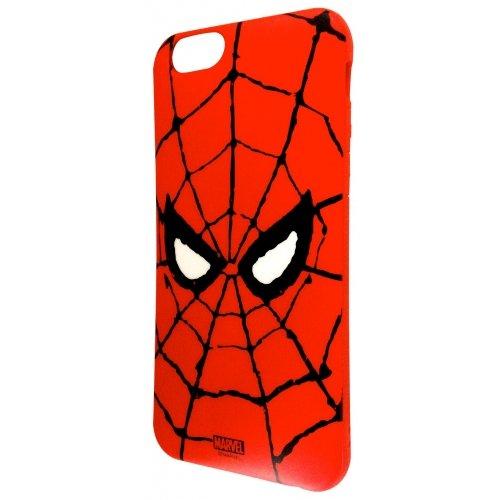 グルマンディーズ MARVEL iPhone6対応 ラウンドソフトジャケット スパイダーマン MV-44A