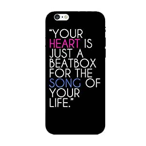 YOUR HEART BACK COVER FOR IPHONE 6