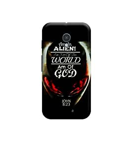 EPICCASE Premium Printed Back Case Cover With Full protection For Motorola Moto X (Designer Case)