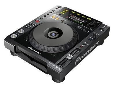 Pioneer CDJ-850-K Digital DJ Turntable by Pioneer Pro DJ