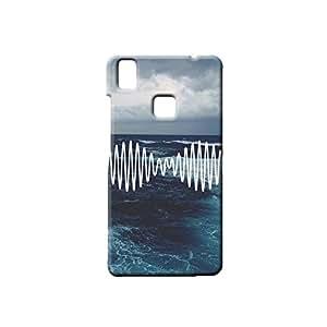 BLUEDIO Designer Printed Back case cover for VIVO V3 - G3637