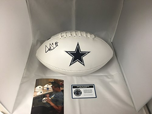 dak-prescott-autographed-signed-dallas-cowboys-logo-football-coa-hologram