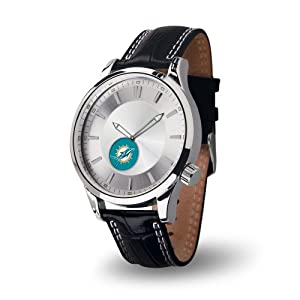 Brand New Miami Dolphins NFL Icon Series Mens Watch by Things for You