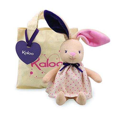 Kaloo K969870 - Petite Rose Bambola Coniglio, 28 cm