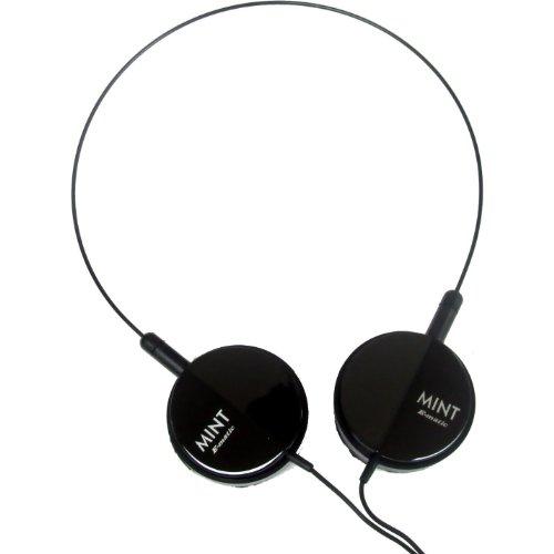 Ematic Mint Ultra-Light Portable Premium Sounding Headphones