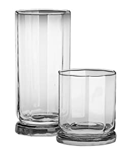 Anchor Hocking Sweetbrier 16-Piece Crystal Glassware Set by Anchor Hocking