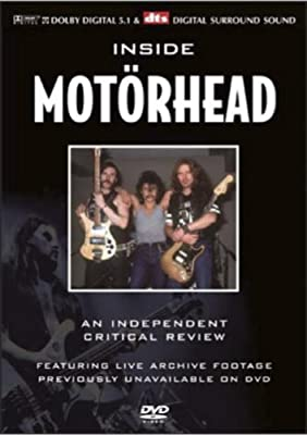 Motörhead - Inside/An Independent Critical Rev.