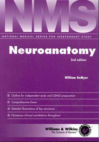 Neuroanatomy (National Medical)