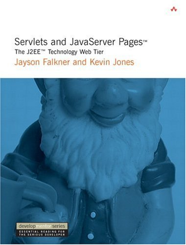Servlets and JavaServer Pages: The J2EE Technology Web Tier