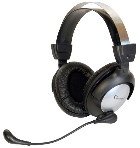 Gembird AP-870 Leder Headset