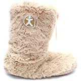 W1277LB Bedroom Athletics Marilyn 4 Womens Slipper Boots Booties Present Gift For Her