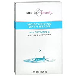 Studio 35 Beauty Moisturizing Bath Beads 30 Oz.