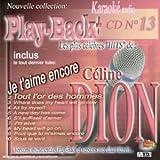 echange, troc Celine Dion - Best Of (Karaoké)