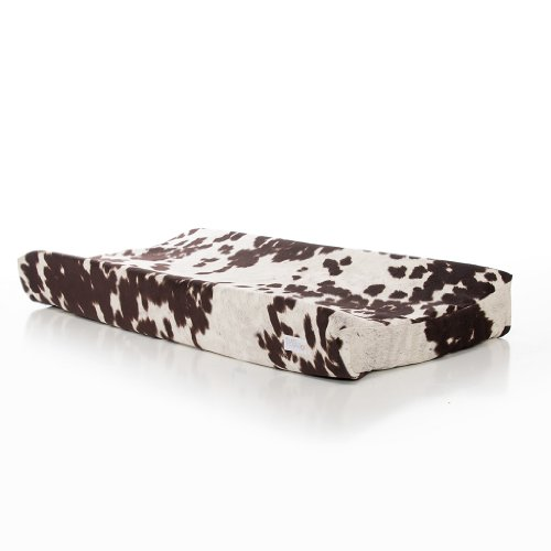 Sweet Potato Changing Pad Cover, Urban Cowboy