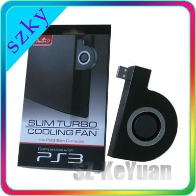 New Usb Cooling Fan For Ps3