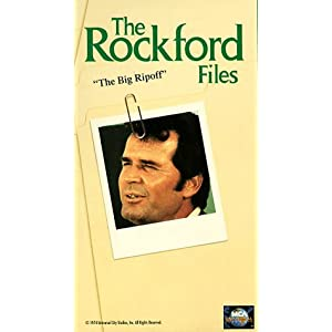 Rockford Files: Big Ripoff movie