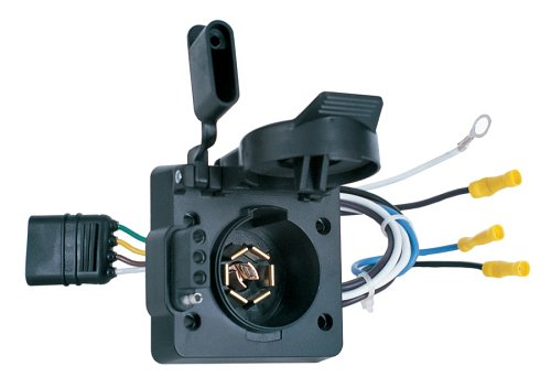 Hopkins Plug-In Simple 47185 Multitow 7:4 Adapter