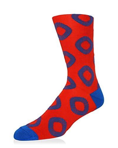 Zanzara Men's Crew Sock