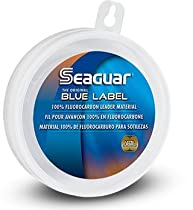 Seaguar Blue Label 100-Yards Fluorocarbon Leader 40-Pounds