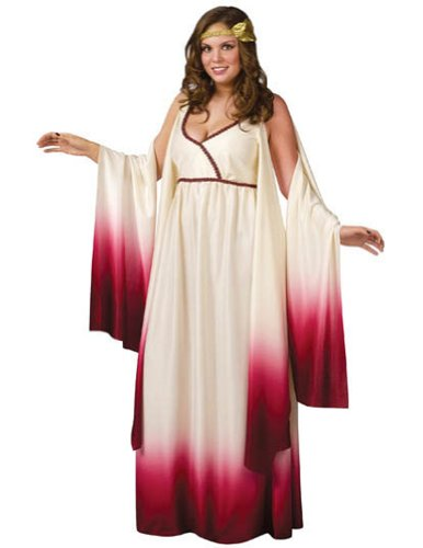 Venus Goddess Of Love Plus Halloween Costume - Adult Plus