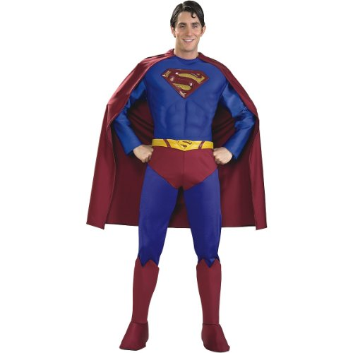 Supreme Edition Superman Costume - Large - Chest Size 42-44