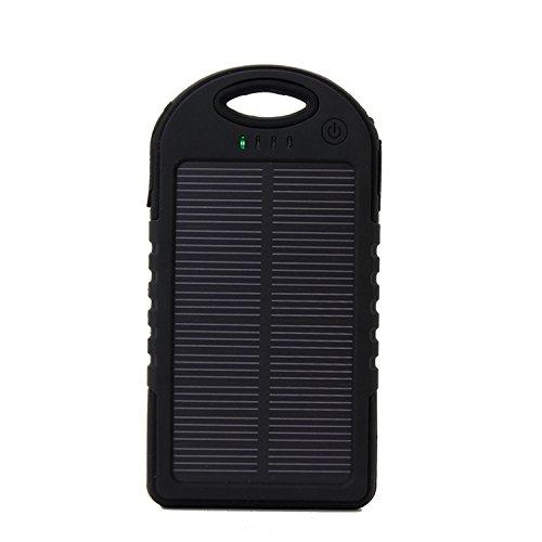 Sunnice® Weatherproof Solar Phone Charger. External