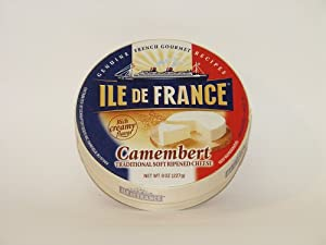 ile de france camembert artisan camembert cheeses grocery gourmet food. Black Bedroom Furniture Sets. Home Design Ideas