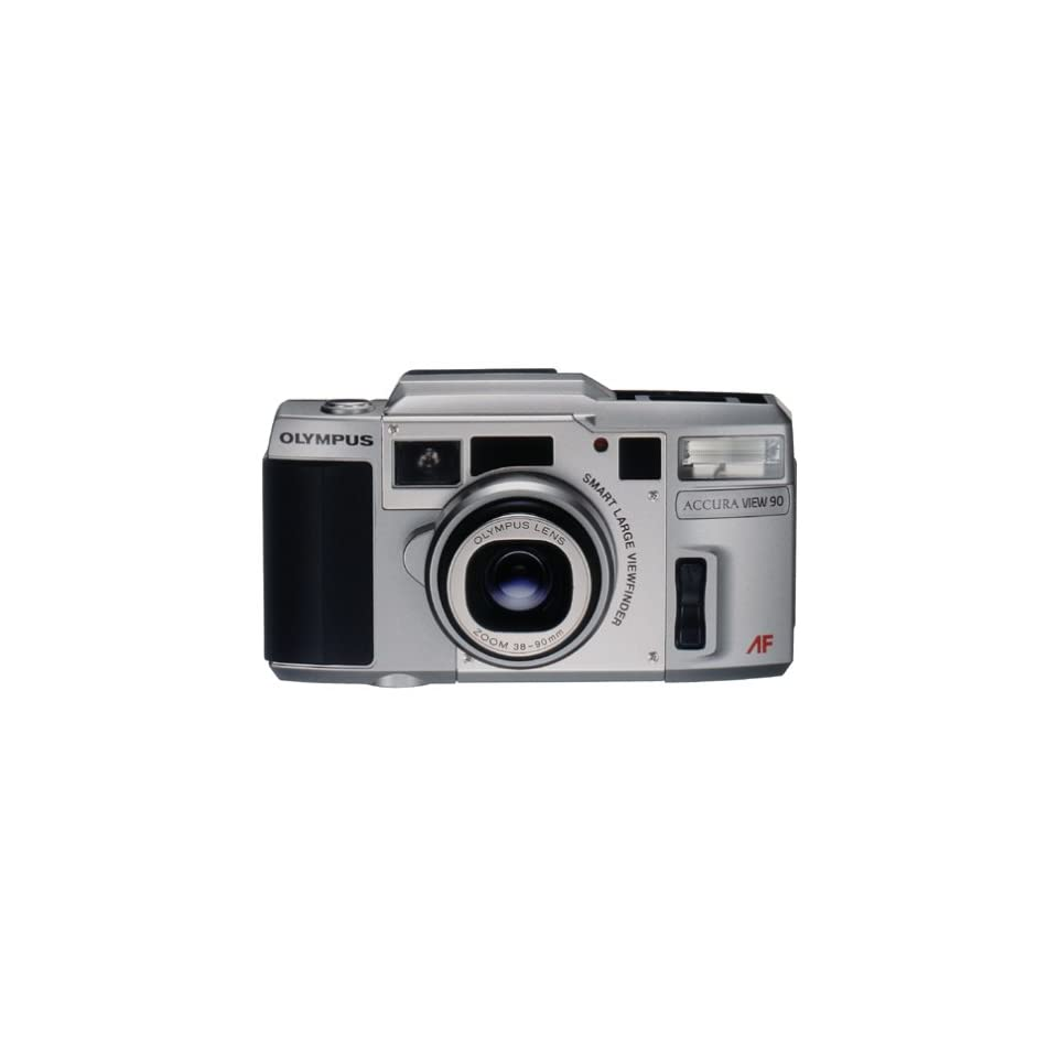 Olympus Accura Viewzoom 90 QD Date 35mm Camera on PopScreen