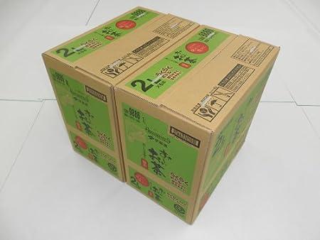 [2CS] 伊藤園 お~いお茶 緑茶 (2L×6本)×2箱