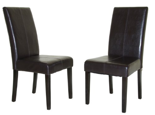 Jkadit best review north canyon high back parsons side for High back parsons chair