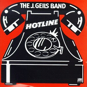 The J. Geils Band - Hotline - Zortam Music