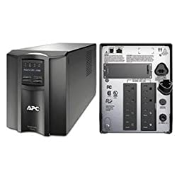 APC Smart-UPS 1500VA Tower UPS