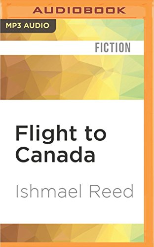 the slave narrative imagination in ishmael reeds book flight to canada