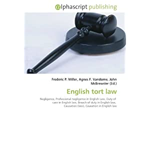 English tort law: Negligence, Professional negligence in English ...