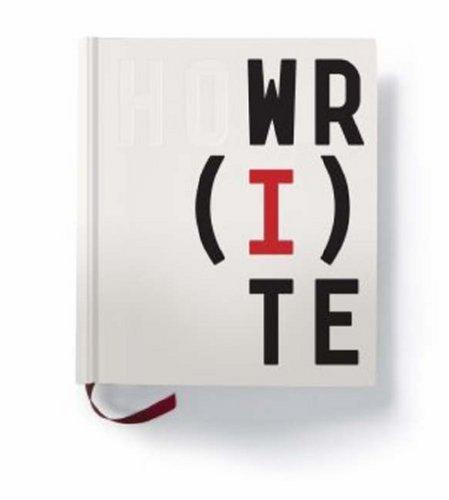 How I Write: The Secret Lives of Authors