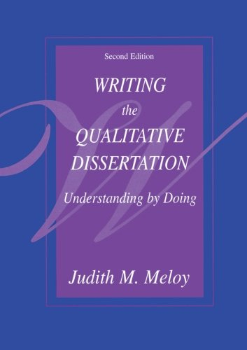 writing the qualitative dissertation Dissertation writing coaching qualitative data analysis dissertation genius is an industry leader and this includes qualitative & mixed methods analysis.