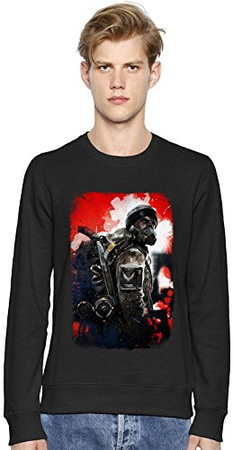 Tom Clancy's The Division Agent Unisex Felpa Small