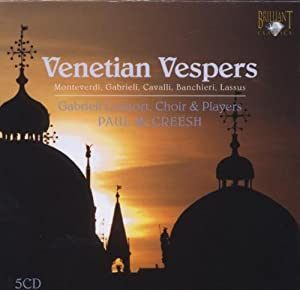 Venetian Vespers [Boxset]