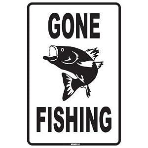 free gone fishing printables