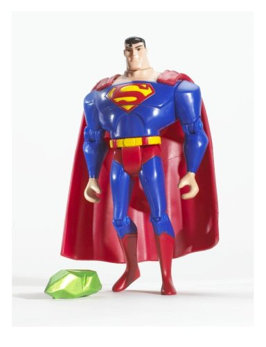 Buy Low Price Mattel DC SUPERHEROES JUSTICE LEAGUE UNLIMITED SUPERMAN Figure (B000EGEZL0)